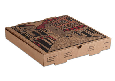 Pizza Boxes Style 018